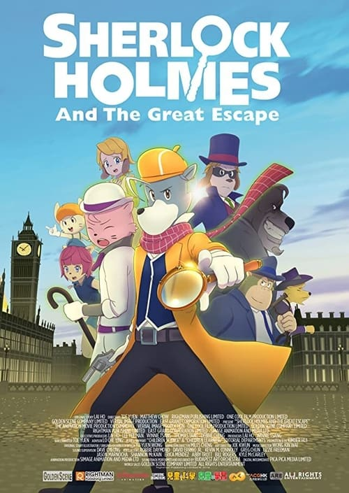 VER Sherlock Holmes and the Great Escape Online Gratis HD