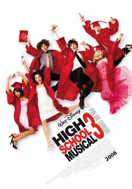 VER High School Musical 3: Fin de curso Online Gratis HD