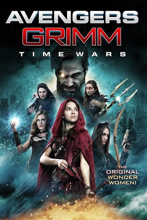 VER Las Vengadoras de Grimm: Tiempos de guerra Online Gratis HD