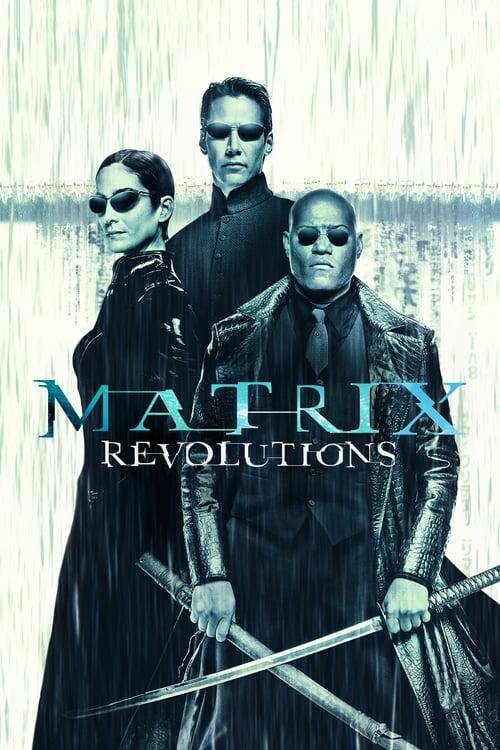 VER Matrix Revolutions Online Gratis HD