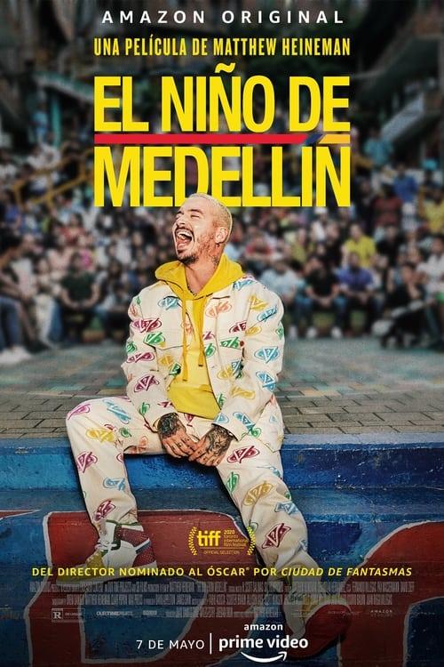VER El niño de Medellín Online Gratis HD