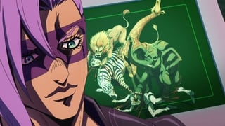 JoJo's Bizarre Adventure: Golden Wind (2018) — The Movie Database (TMDb)