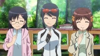 Minami Kamakura High School Girls Cycling Club: (2017) — The