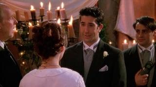 mikor csatlakoznak először a Ross és Rachel?