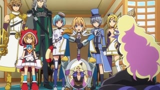 Operation Han-Gyaku-Sei Million Arthur: Season 1 (2018