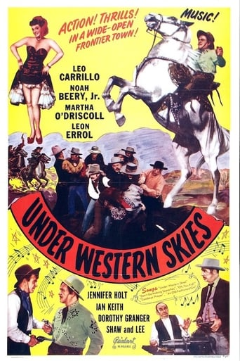 Watch Under Western Skies (1945) Fmovies