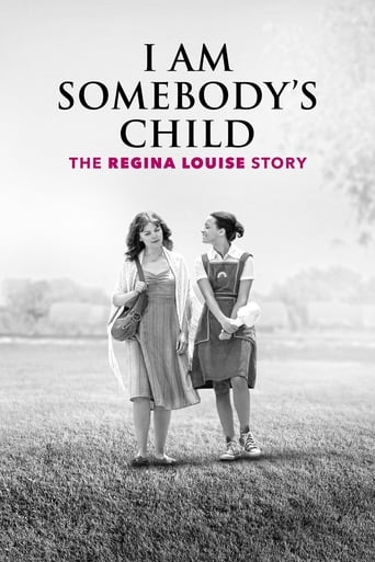 Image I Am Somebody's Child: The Regina Louise Story