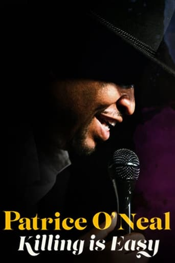 Image Patrice O'Neal: Killing Is Easy