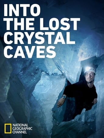 Image Into the Lost Crystal Caves
