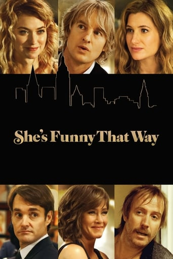 Watch She's Funny That Way (2014) Fmovies