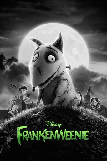 Watch Frankenweenie (2012) Fmovies
