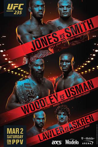 watch UFC 235: Jones vs. Smith free online 2019 english subtitles HD stream