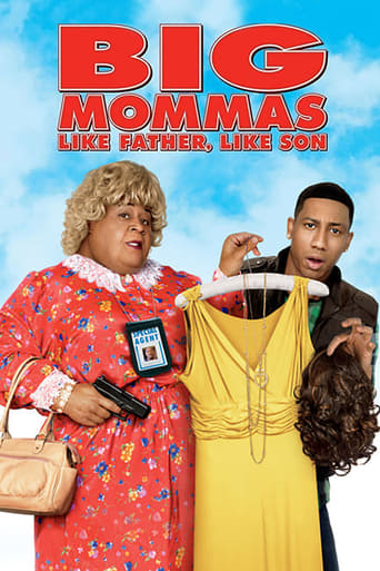 Watch Big Mommas: Like Father, Like Son (2011) Fmovies