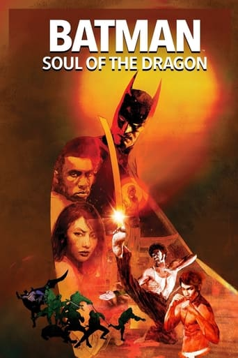 watch Batman: Soul of the Dragon free online 2021 english subtitles HD stream