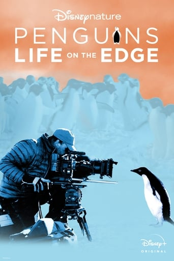 Image Penguins: Life on the Edge
