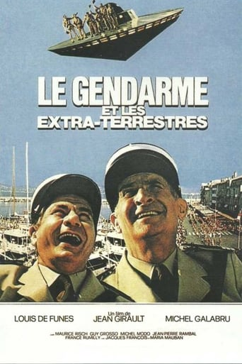 The Gendarme and the Creatures from Outer Space