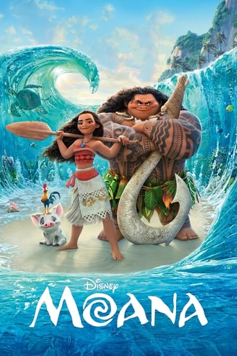 Watch Moana (2016) Fmovies