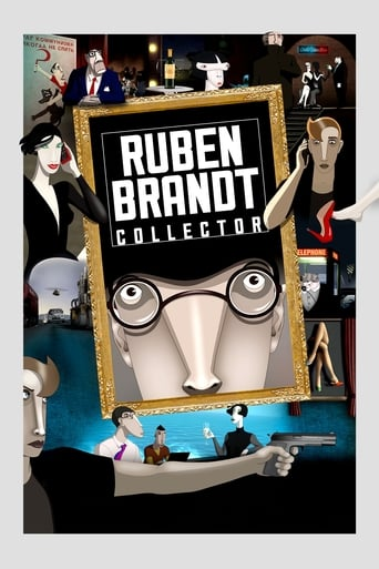 watch Ruben Brandt, Collector free online 2018 english subtitles HD stream
