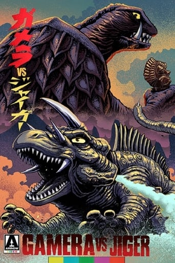 Gamera vs. Jiger (1970)