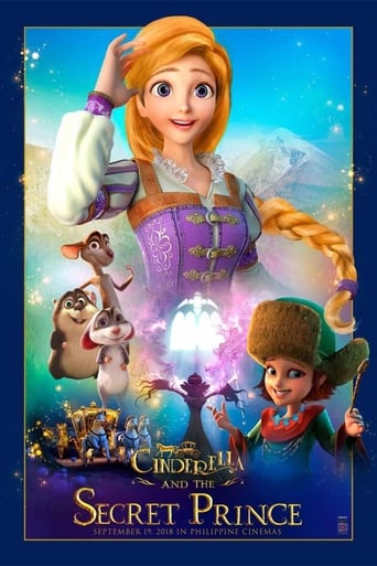 Watch Cinderella and Secret Prince (2018) Fmovies