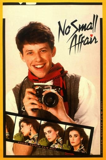 Watch No Small Affair (1984) Fmovies