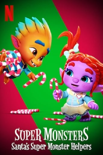 Image Super Monsters: Santa's Super Monster Helpers