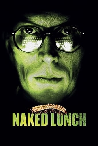 Naked Lunch (1992)