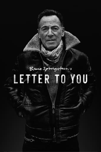watch Bruce Springsteen's Letter to You free online 2020 english subtitles HD stream