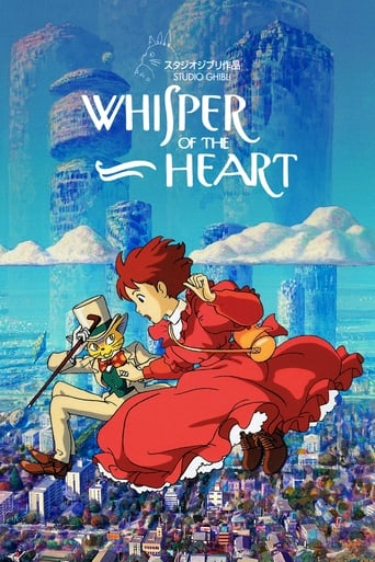 watch Whisper of the Heart free online 1995 english subtitles HD stream
