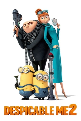 Watch Despicable Me 2 (2013) Fmovies