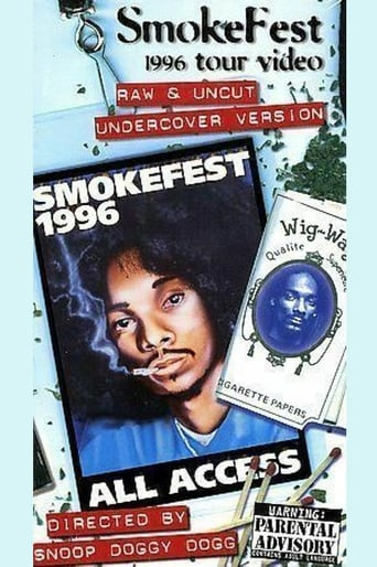 Snoop Doggy Dogg: Smokefest 1996 Tour Video