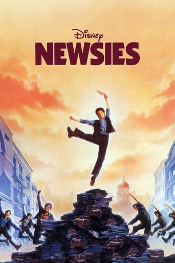 Watch Newsies (1992) Fmovies