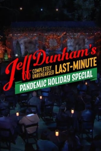 Image Completely Unrehearsed Last Minute Pandemic Holiday Special
