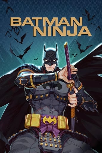 watch Batman Ninja free online 2018 english subtitles HD stream