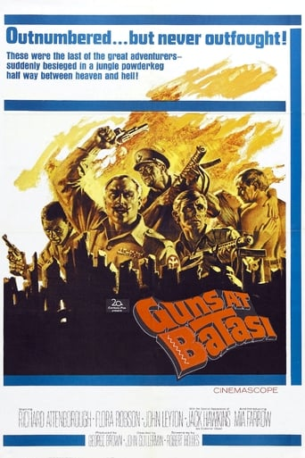 Guns at Batasi (1964)