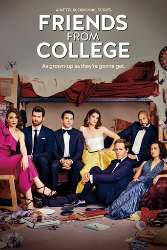 Download Friends from College TV Show all Season directly