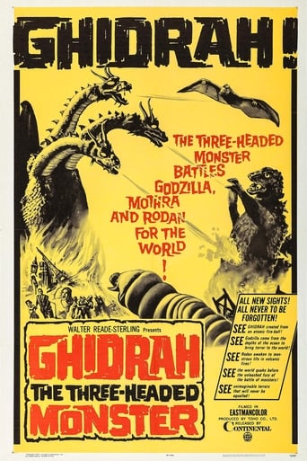 Ghidorah, the Three-Headed Monster (1965)