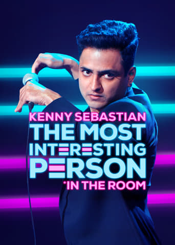 Image Kenny Sebastian: The Most Interesting Person in the Room