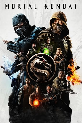Watch Mortal Kombat (2021) Fmovies