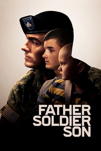 Image Father Soldier Son