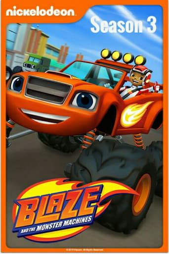 Image Blaze and the Monster Machines - Season 3