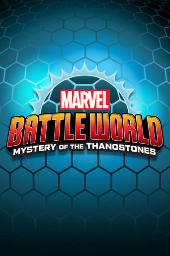 Image Marvel Battleworld: Mystery of the Thanostones - Season 1
