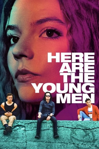Watch Here Are the Young Men (2020) Fmovies