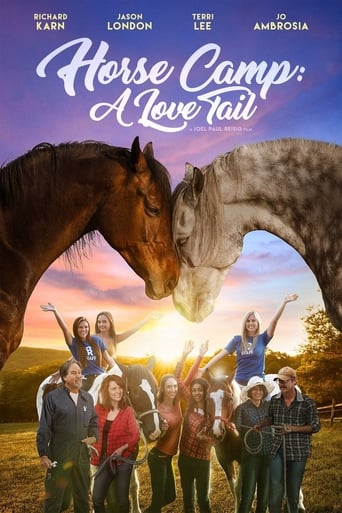 Image Horse Camp: A Love Tail