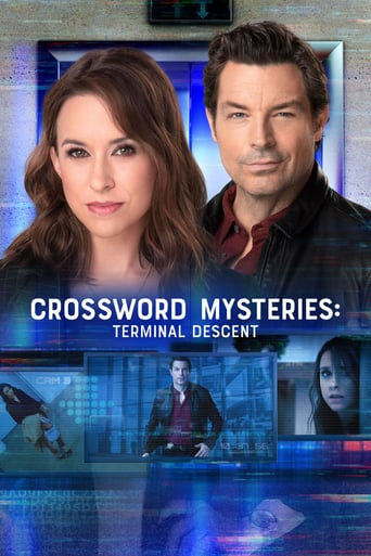 watch Crossword Mysteries: Terminal Descent free online 2021 english subtitles HD stream