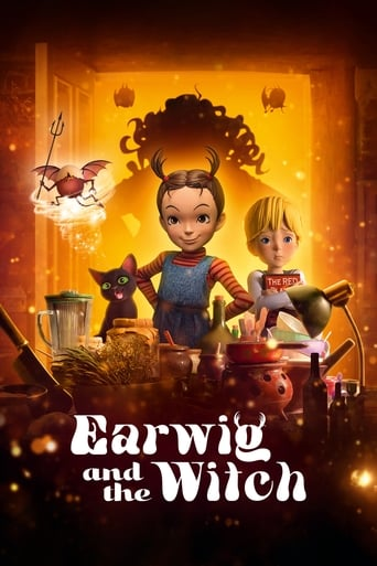 watch Earwig and the Witch free online 2021 english subtitles HD stream