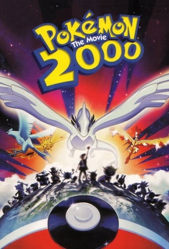 Pokémon the Movie 2000 (2000)