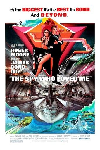 Τζέιμς Μποντ, Πράκτωρ 007: Η Κατάσκοπος που με Αγάπησε