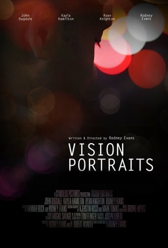 Watch Vision Portraits (2019) Fmovies