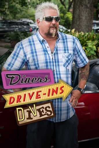 Image Diners, Drive-Ins and Dives - Season 38